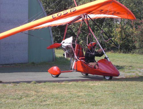 UL-Trike-Flüge