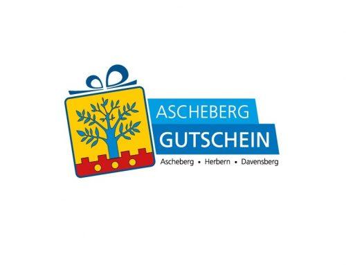 Ab 23.11. wieder 20 % Förderung auf Ascheberg-Gutschein